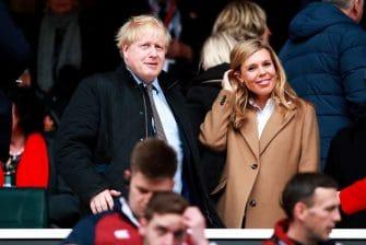 Boris Johnson, Angleterre