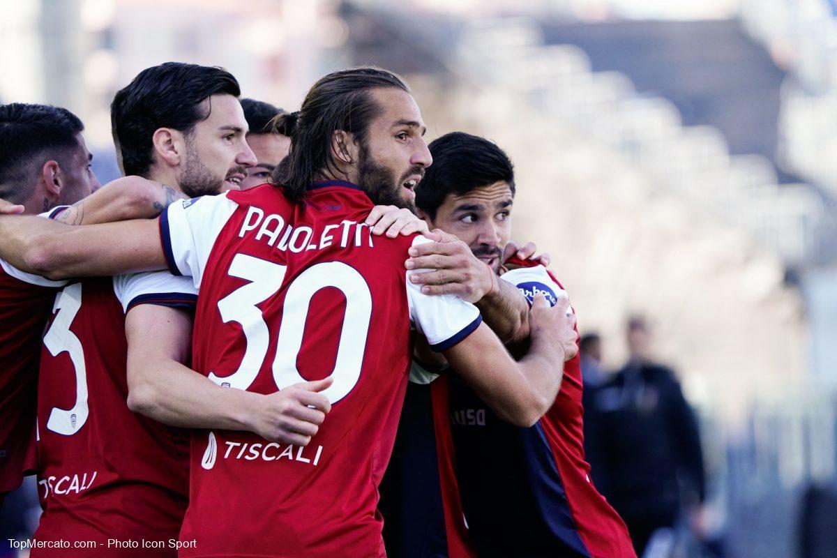 Cagliari-AS Rome
