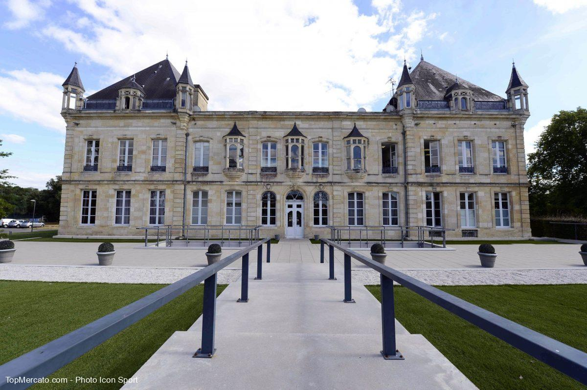 Chateau du Haillan, Girondins de Bordeaux