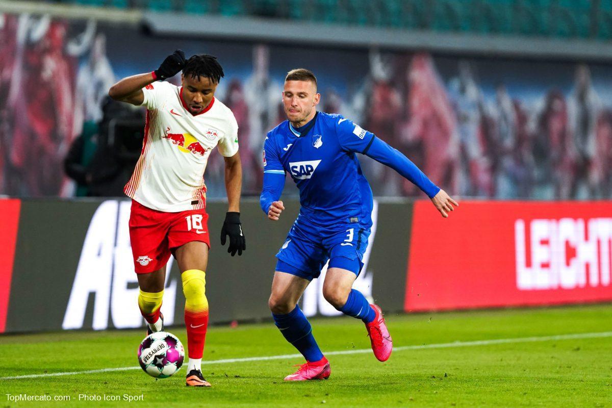 Christopher Nkunku, RB Leipzig-Hoffenheim