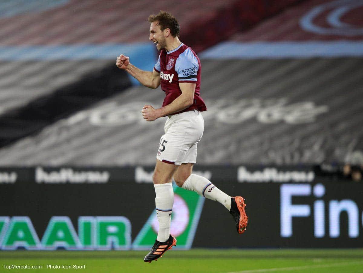 Craig Dawson, West Ham United