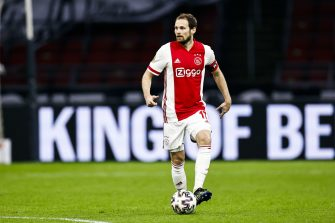 Daley Blind Ajax Amsterdam
