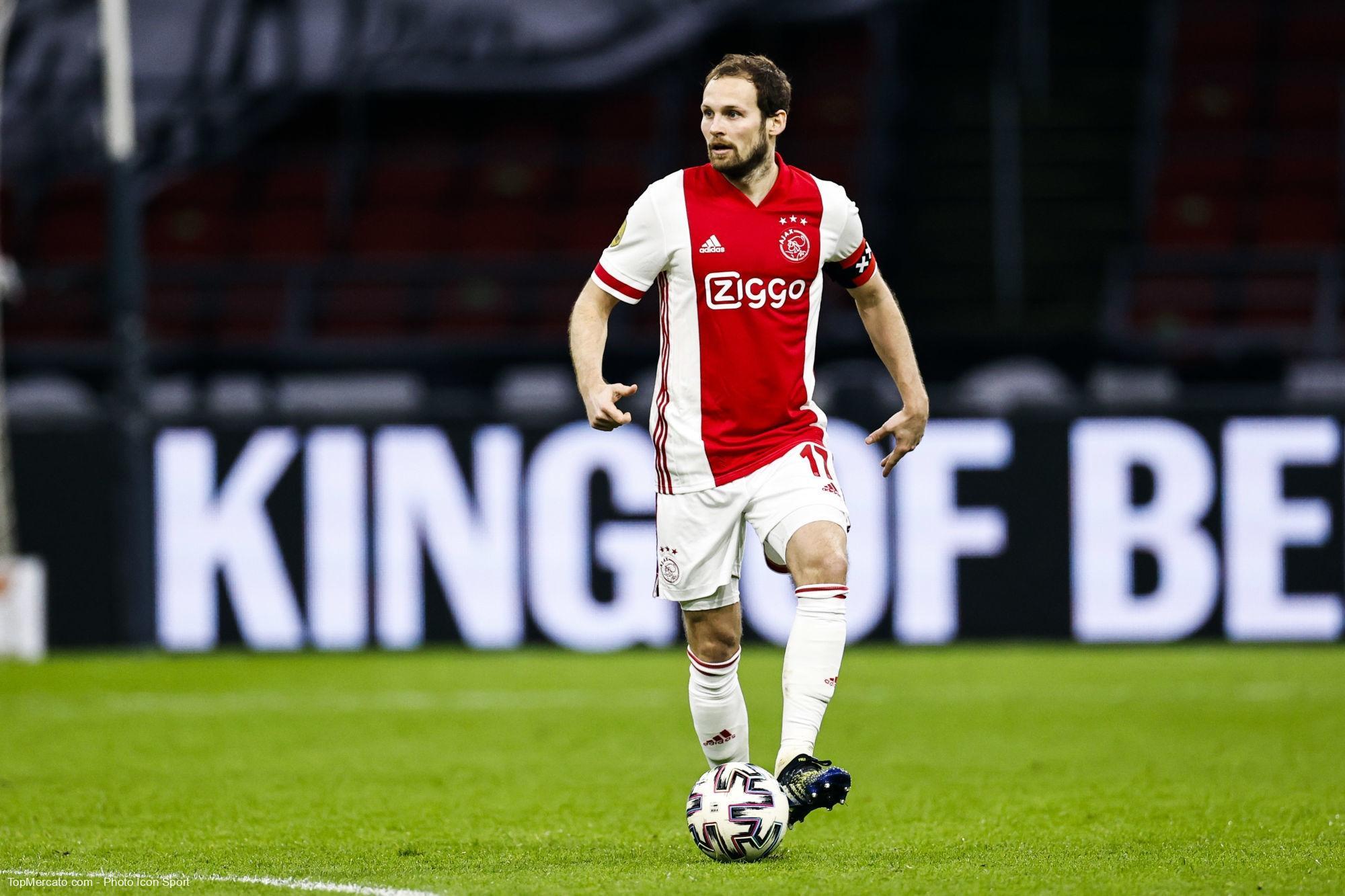 Daley Blind Ajax Amsterdam