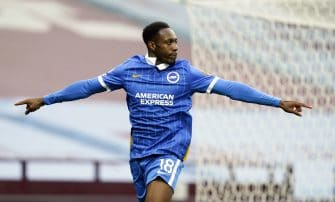 Danny Welbeck, Brighton and Hove Albion