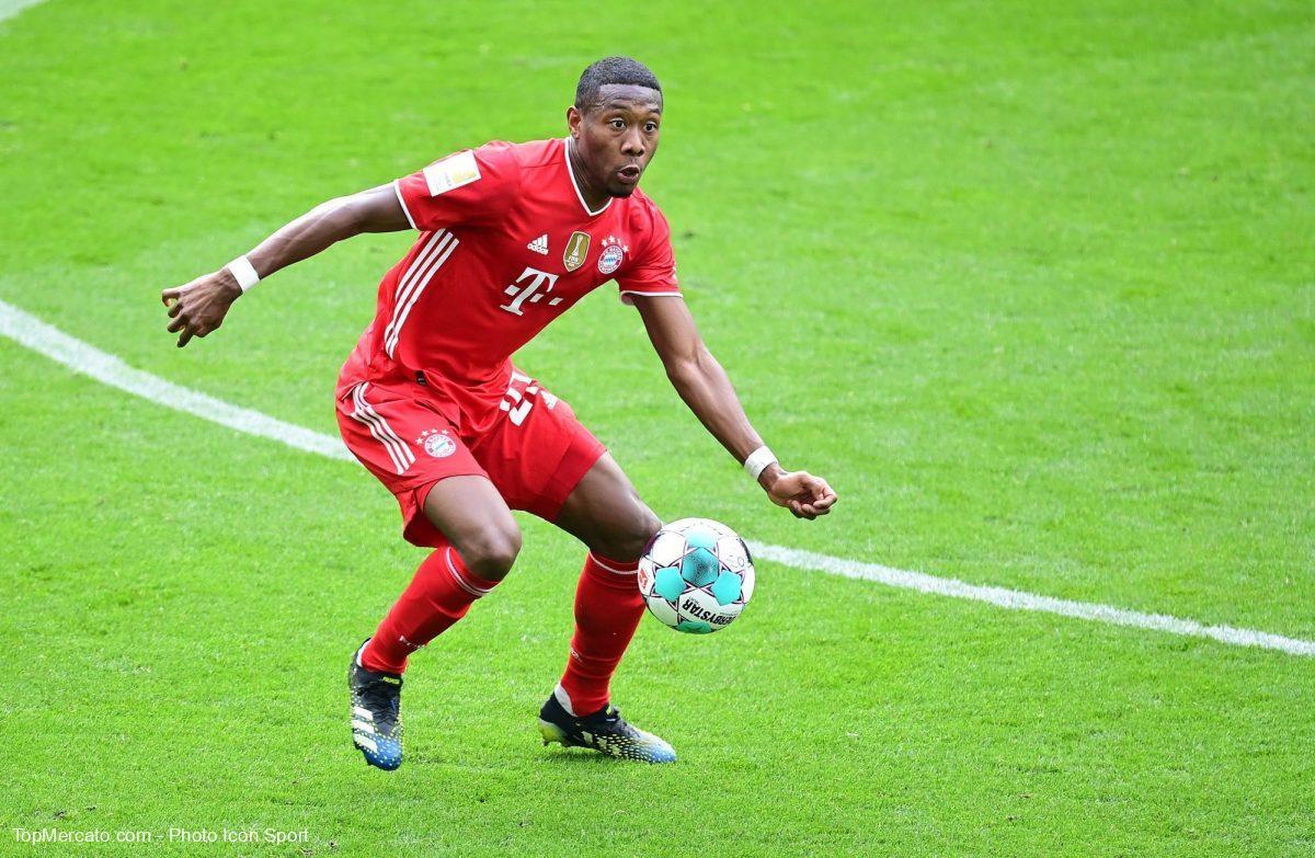 David Alaba, Bayern Munich