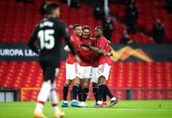 Edinson Cavani, Manchester United-Grenade