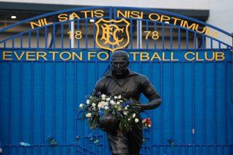 Everton, illustration, Toffees