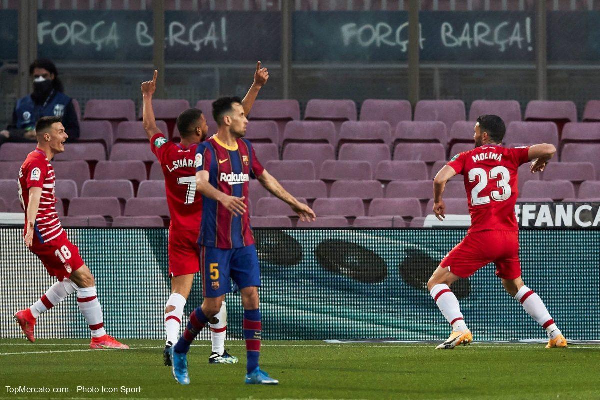 FC Barcelone-Grenade