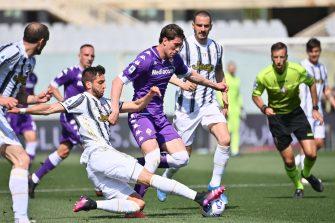 Fiorentina-Juventus Turin