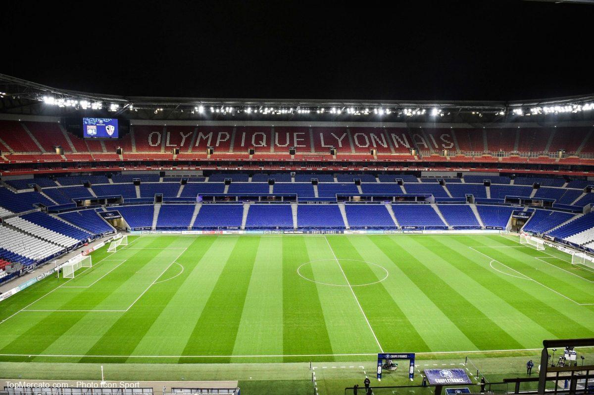 Groupama Stadium Lyon OL