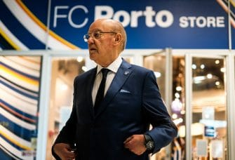 Jorge Pinto da Costa, FC Porto
