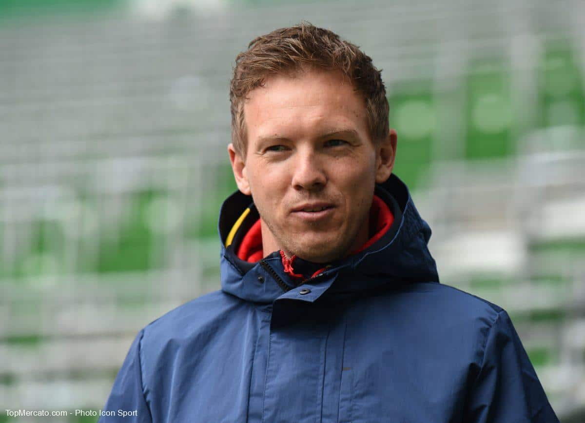 Julian Nagelsmann, RB Leipzig