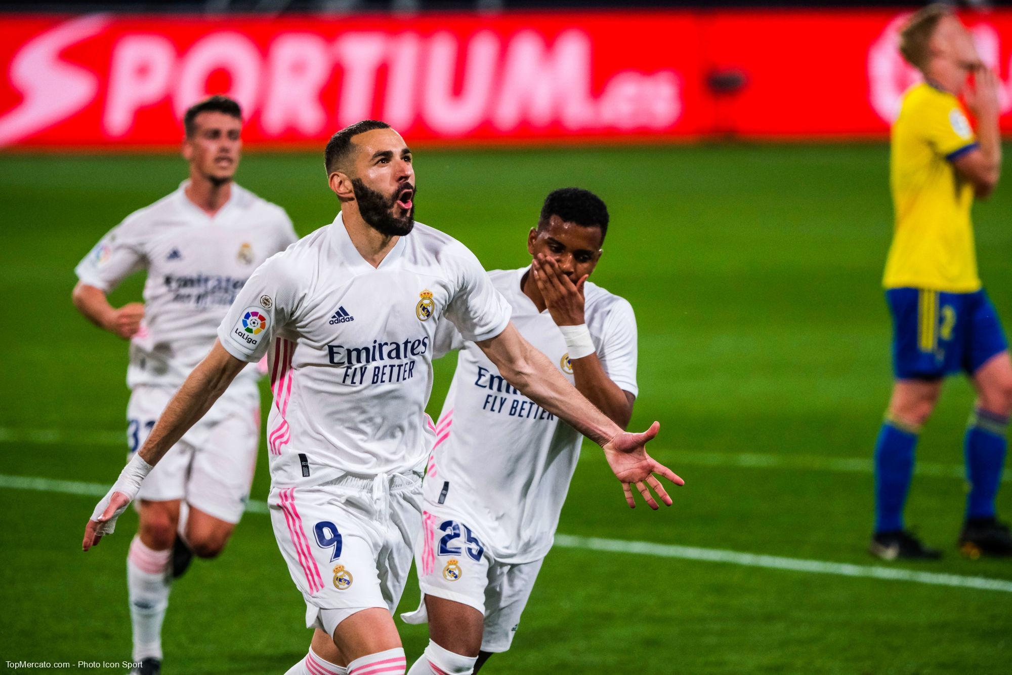 Karim Benzema, Cadiz-Real Madrid