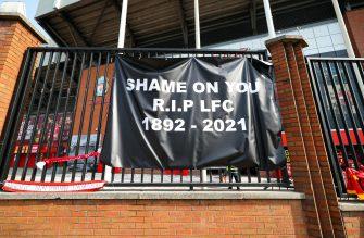 Liverpool, Super League, contestation, supporters