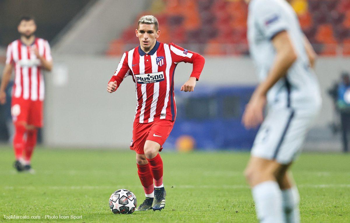 Lucas Torreira, Atletico Madrid