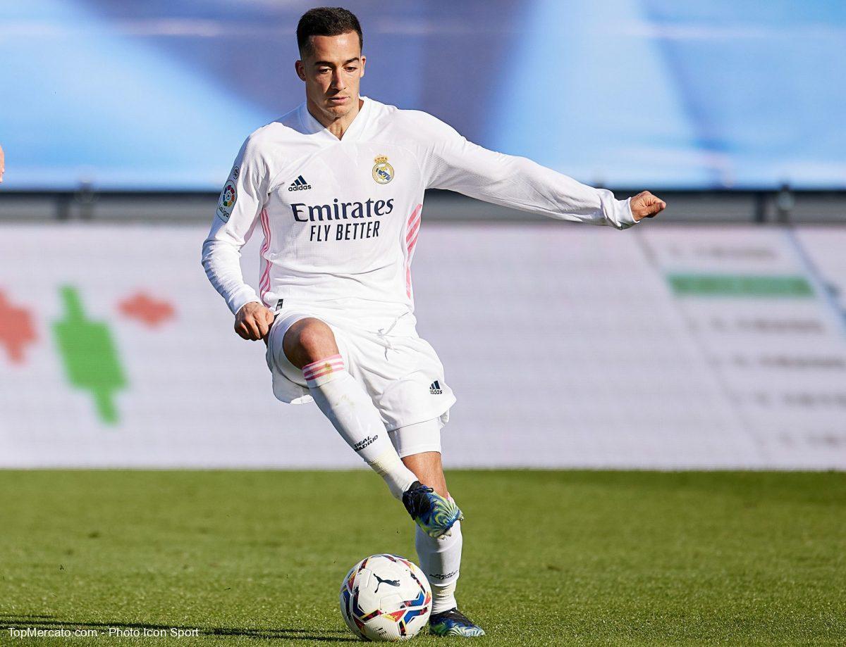 Lucas Vasquez Real Madrid