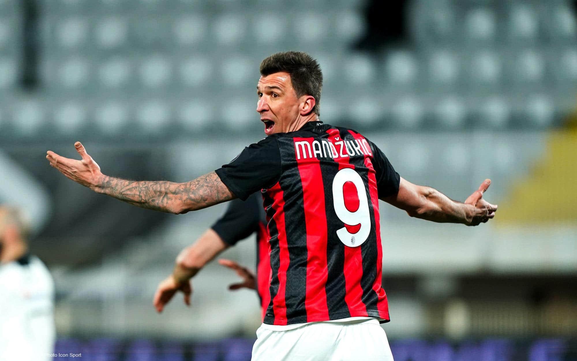 Mandzukic, Milan AC