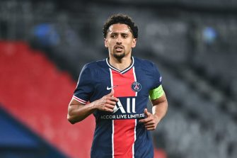 Marquinhos, Paris