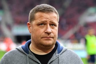 Max Eberl, Borussia Mönchengladbach