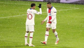 Neymar et Mbappé, PSG