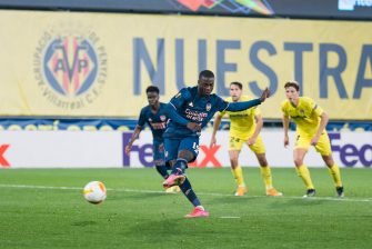 Nicolas Pepe, Villarreal - Arsenal