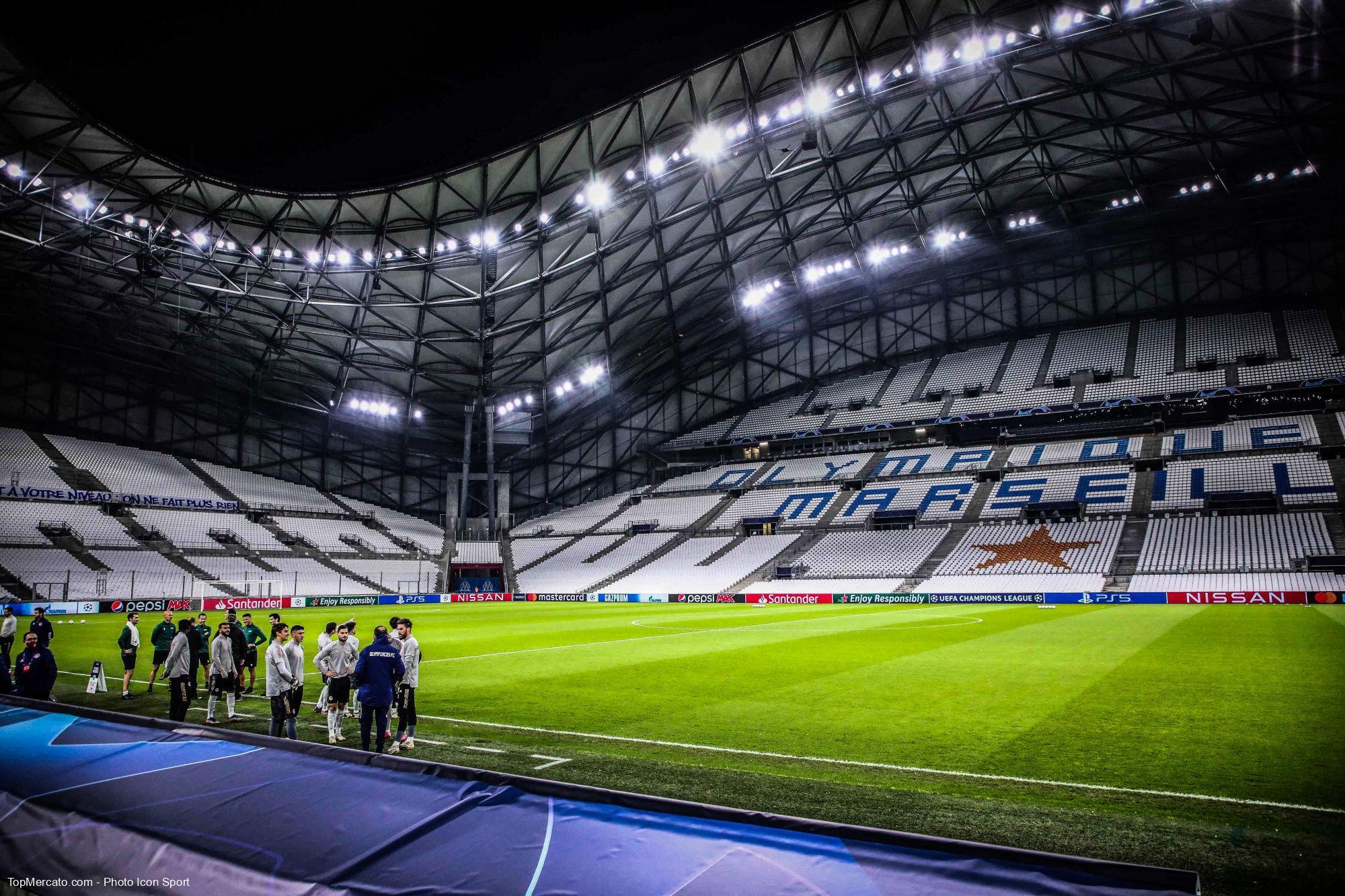 OM, Stade Vélodrome