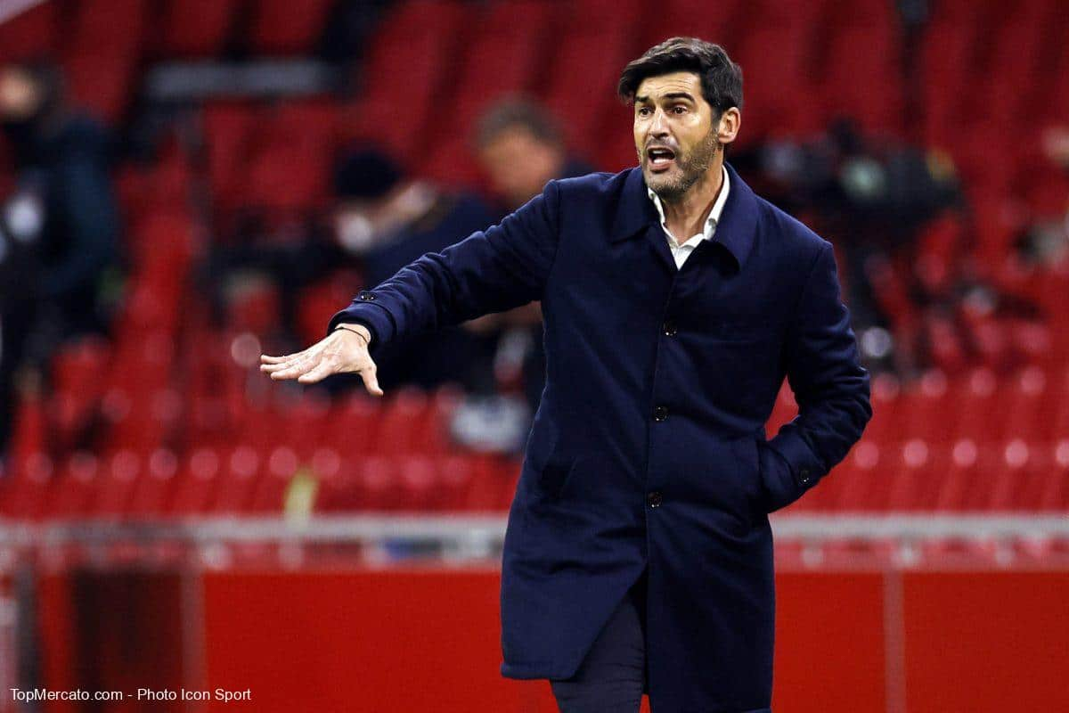 Paulo Fonseca, AS Rome