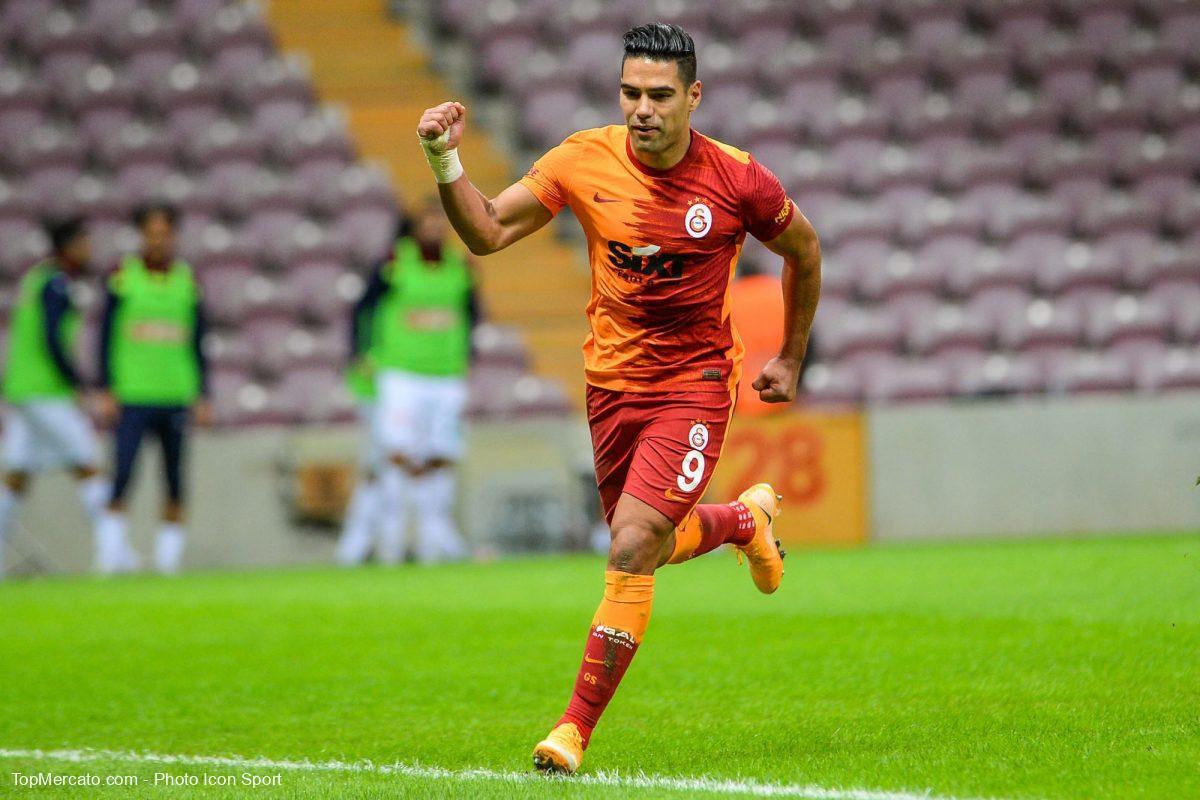 Radamel Falcao Galatasaray