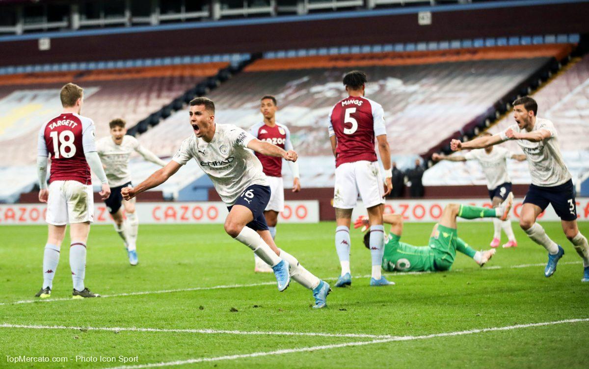 Rodri, Aston Villa-Man City