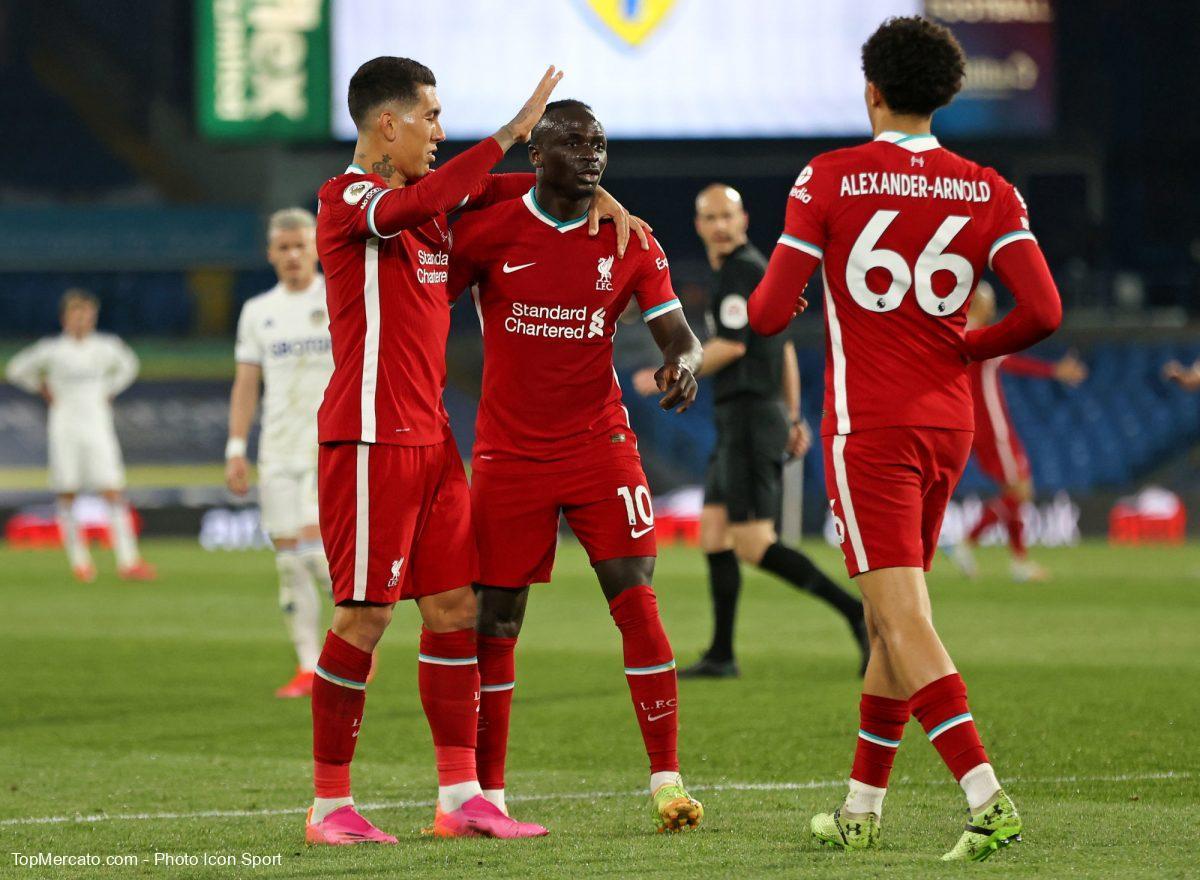 Sadio Mané, Leeds United-Liverpool