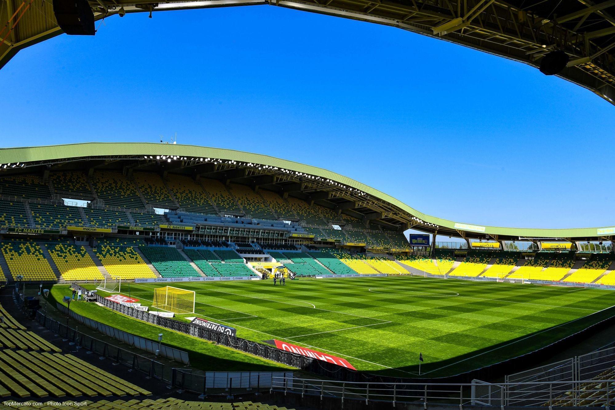 Stade de la Beaujoire, FC Nantes