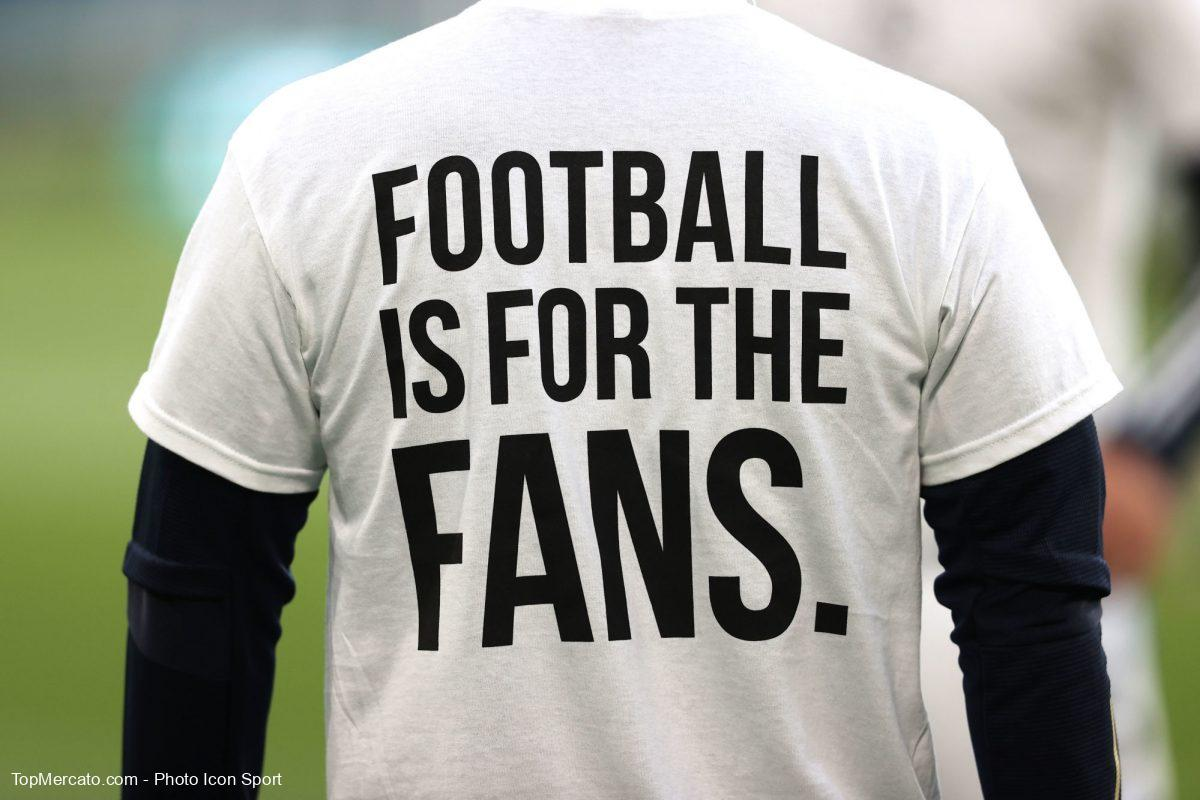 Super League, supporters mécontents