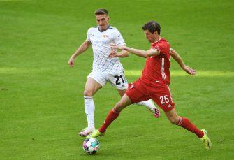 Thomas Müller, Bayern Munich-Union Berlin