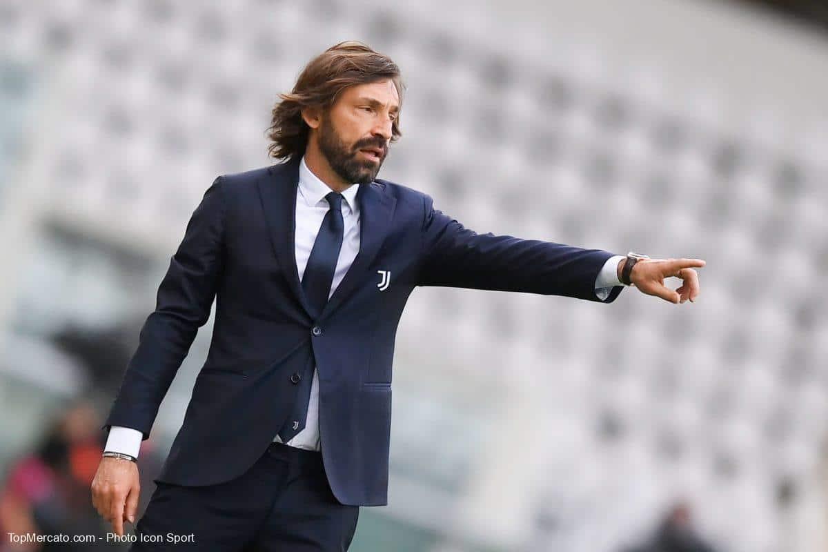 Andrea Pirlo, Juventus Turin