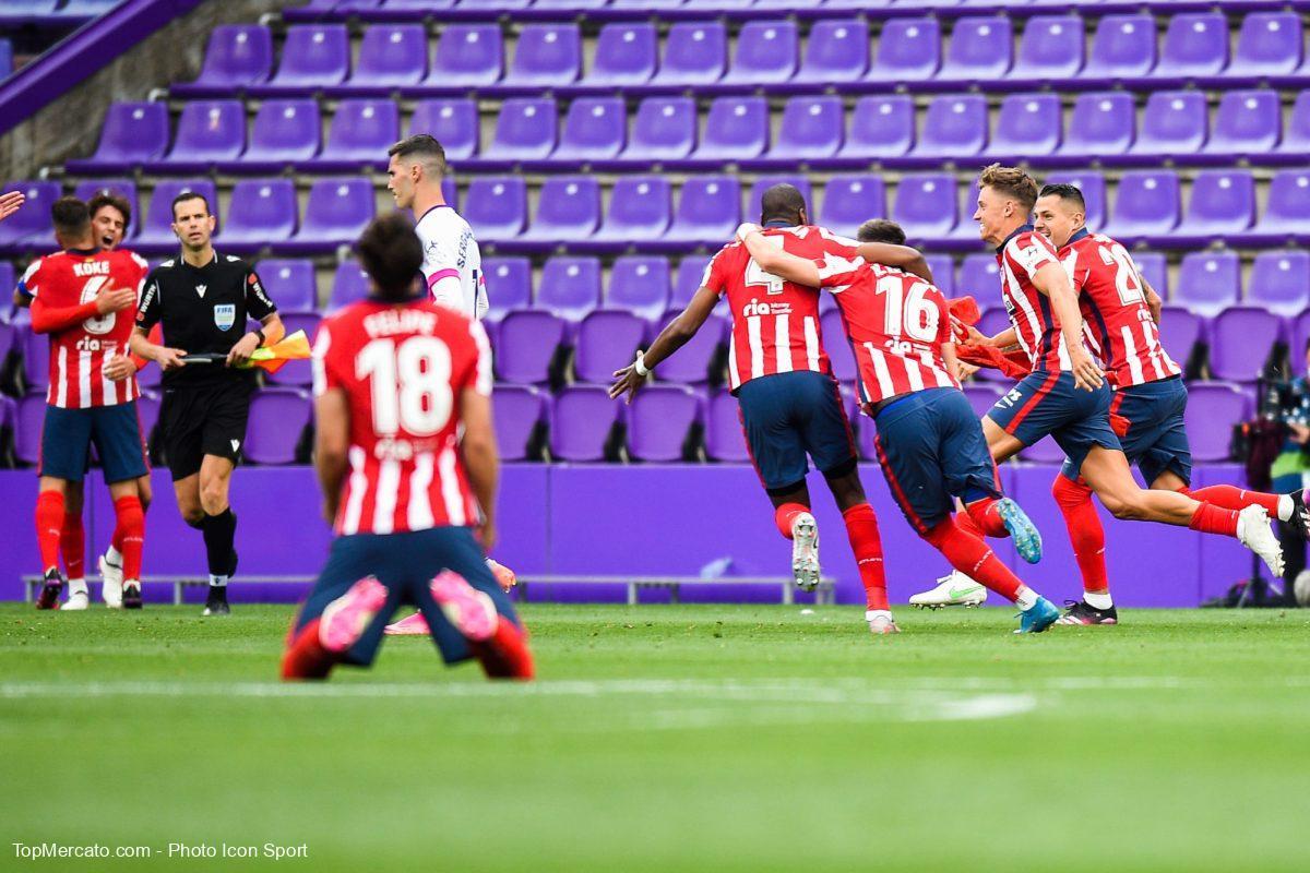 Atletico Madrid, sacre, titre
