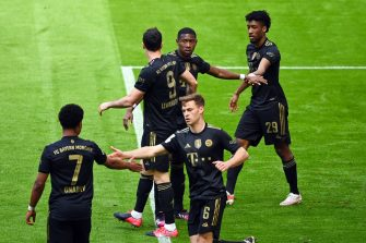 Bayern Munich-Augsburg