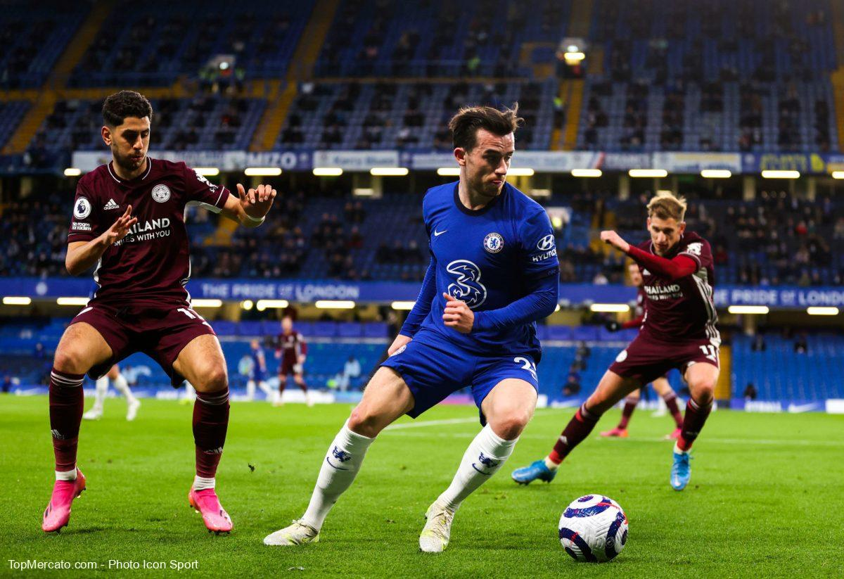 Ben Chilwell, Chelsea-Leicester