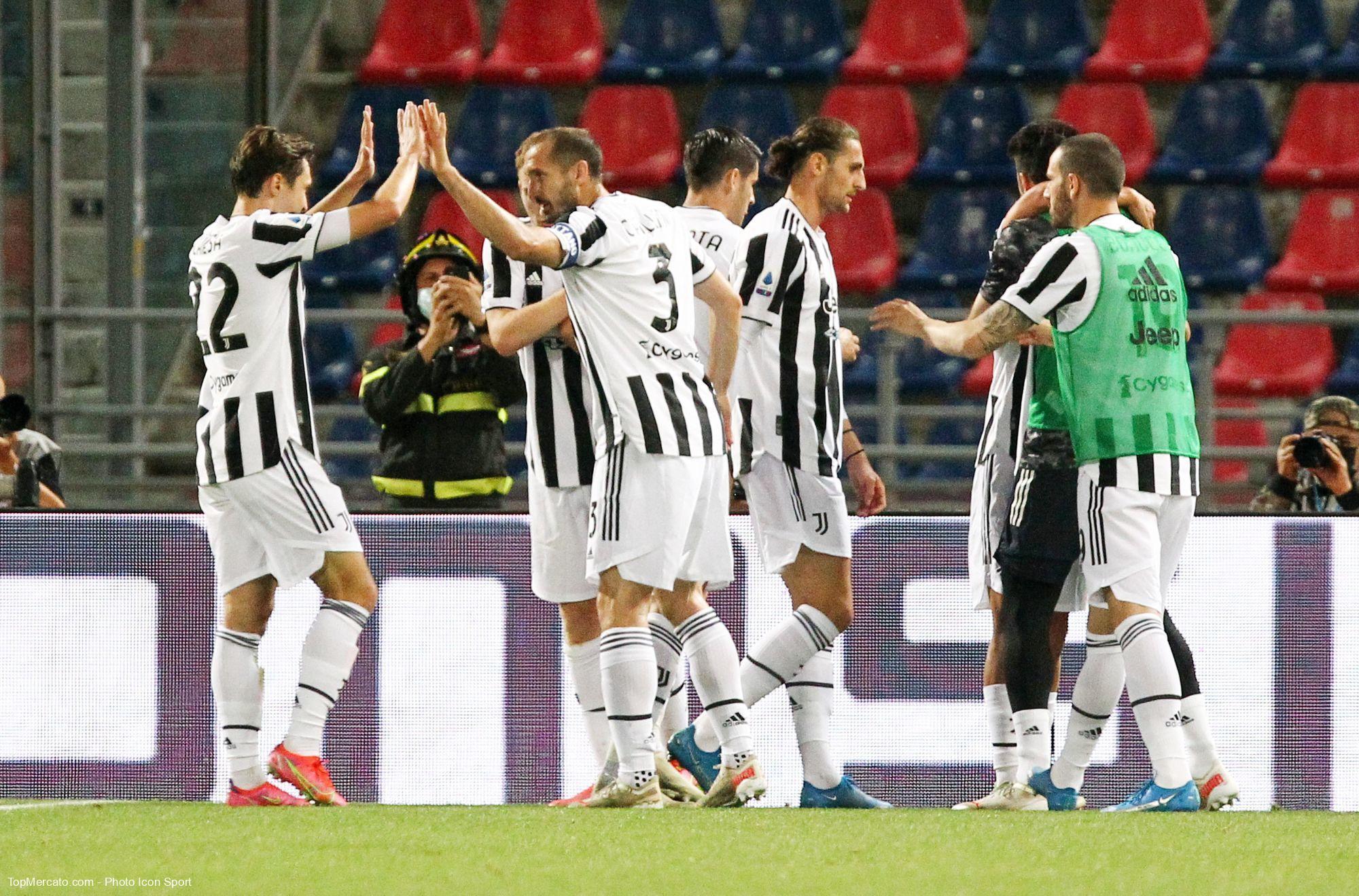 Bologne-Juventus Turin