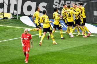 Borussia Dortmund-RB Leipzig