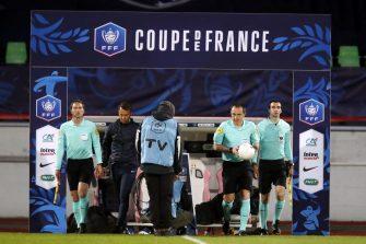 Coupe de France, Television