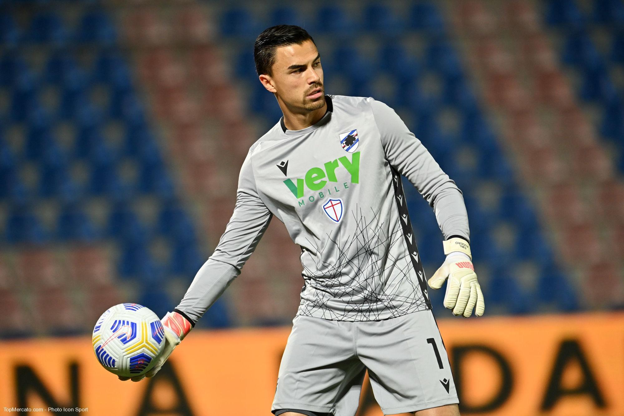 Emil Audero, Sampdoria