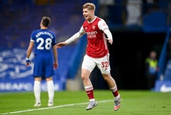 Emile Smith Rowe, Chelsea-Arsenal