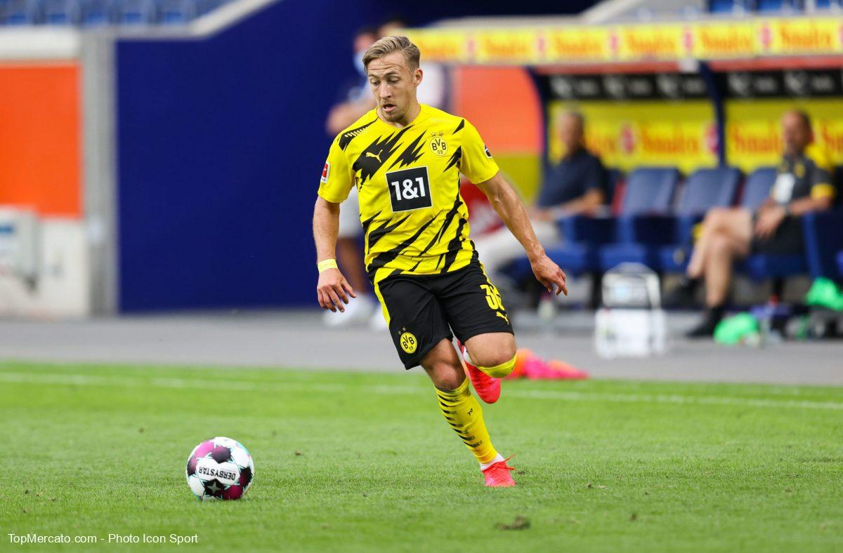 Felix Passlack, Borussia Dortmund