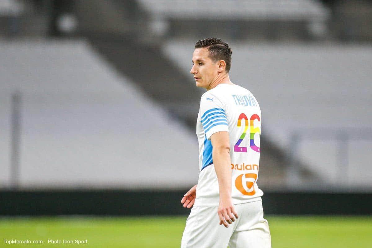 Florian Thauvin, Olympique de Marseille