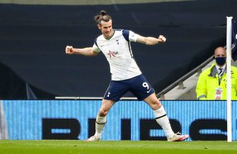 Gareth Bale, Tottenham-Sheffield United