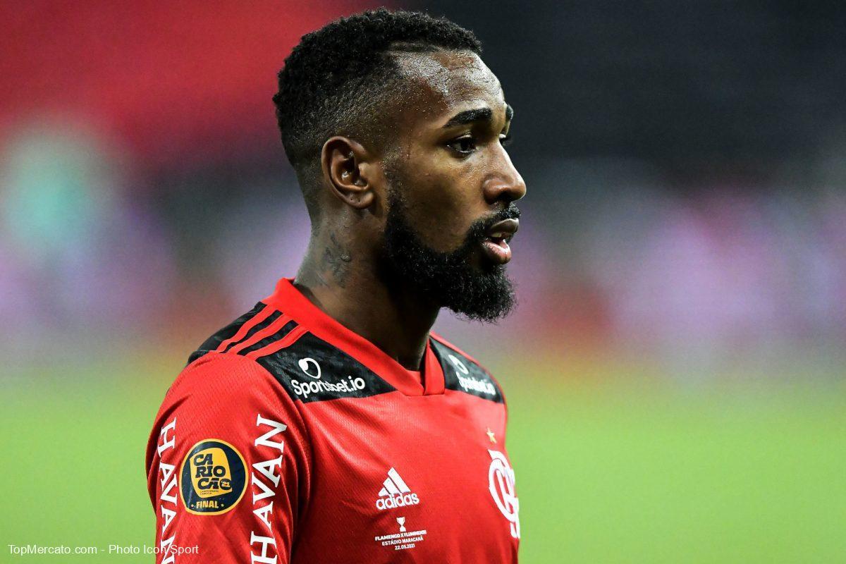 Gerson, Flamengo Fluminense
