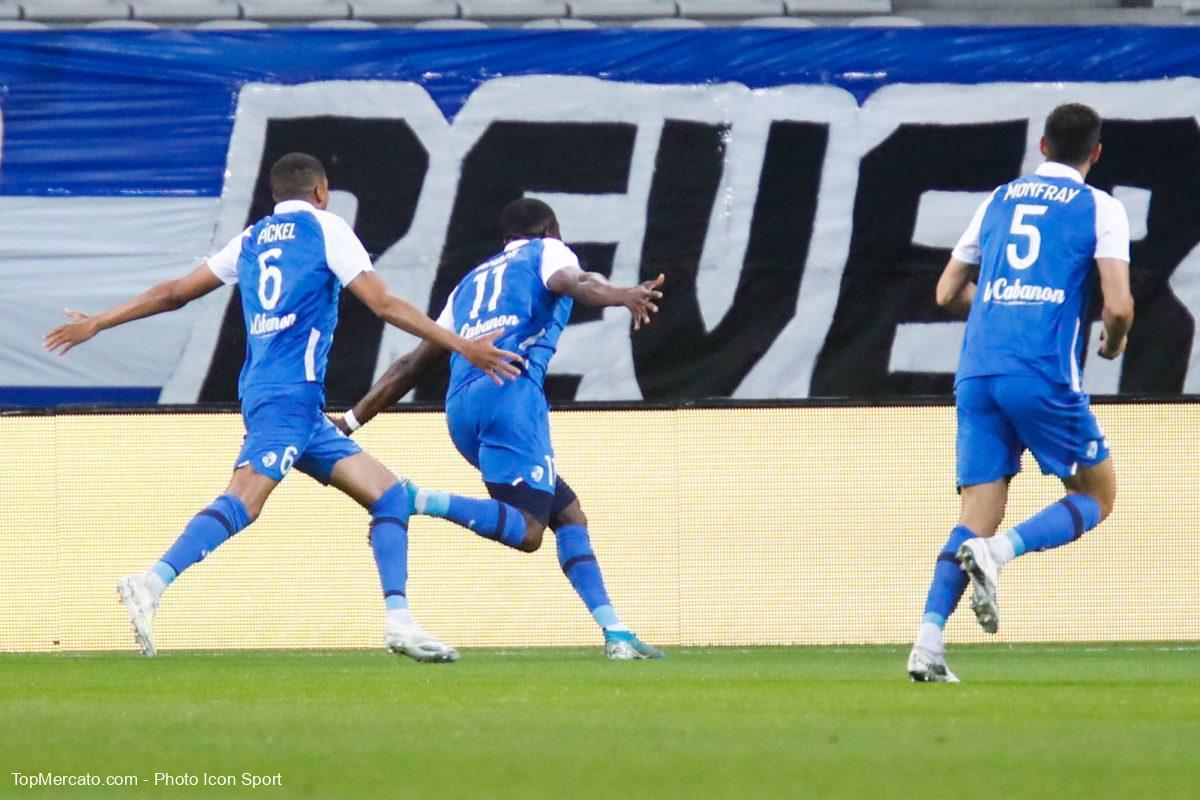 Grenoble-Paris FC