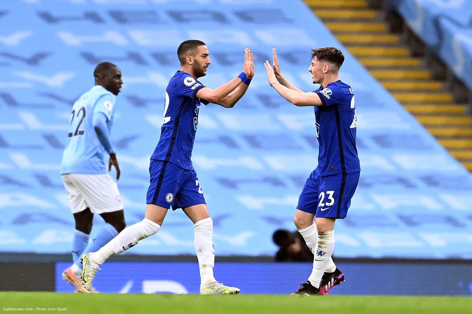 Premier League : Chelsea renverse Manchester City à l'Etihad Stadium !