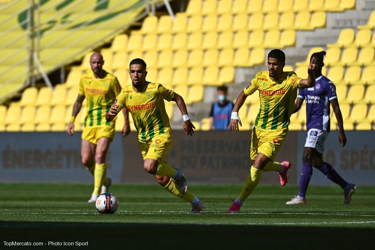 Imran Louza, FC Nantes Toulouse