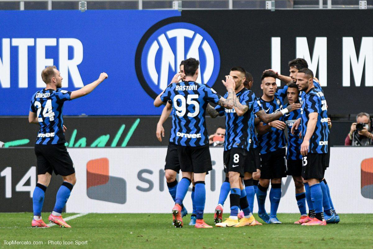 Inter Milan-Sampdoria Gênes